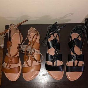 Old navy sandal bundle